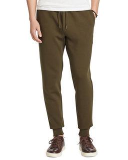 Zielone spodnie dresowe