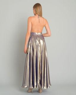 Długa sukienka Multicolor
