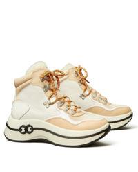 Białe sneakersy Gemini