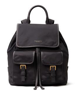 Černý batoh Perry