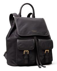 Czarny plecak Perry