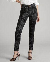 Spodnie High-Rise Skinny
