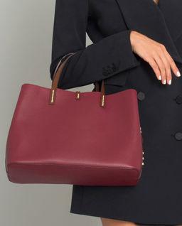 Różowa torebka Fiona