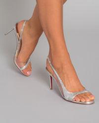 Sandały na szpilce Optisling