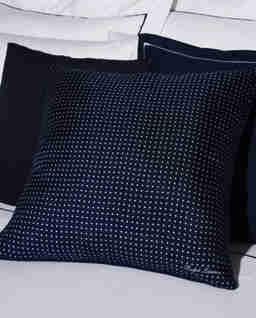 Poduszka z jedwabiu Connor