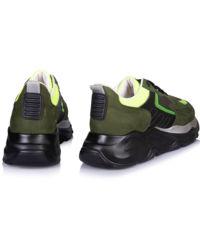 Sneakersy Militare