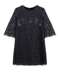 Koronkowa sukienka July z kryształami Swarovskiego