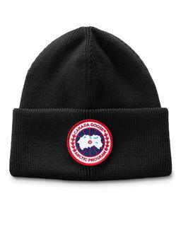 Czara czapka z wełny