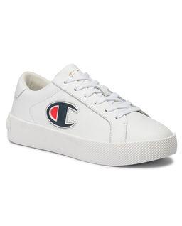 Białe sneakersy Era