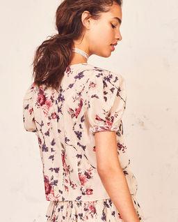 Bluzka w kwiaty Tarren