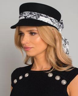Czarna czapka New Abby