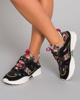 Kolorowe sneakersy Kindsay