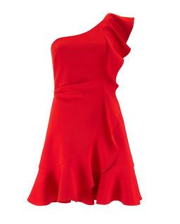 Czerwona sukienka Janet