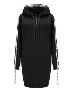 Czarna sukienka Solana
