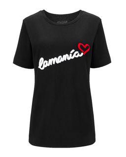 T-shirt z haftem Prima