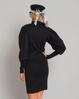 Czarna sukienka Divya