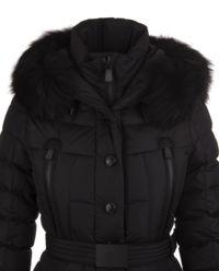 Czarna kurtka puchowa Beverley
