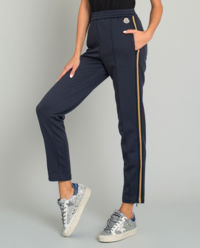 Spodnie sportowe z paskiem