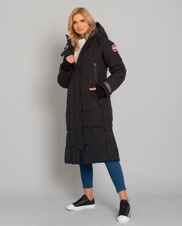 Czarny płaszcz Elmwood