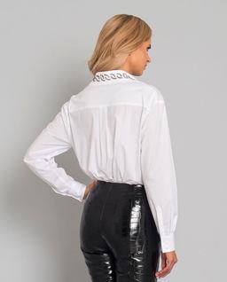 Biała koszula Camicia