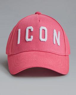 Różowa czapka ICON 8-14 lat