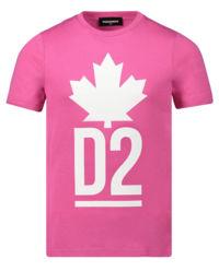 Różowa koszulka 8-16 lat