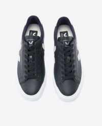 Czarne sneakersy  Campo