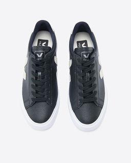 Černé sneakersy  Campo