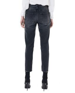 Spodnie jeansowe z kryształami