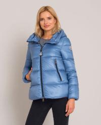 Niebieska kurtka Seritte