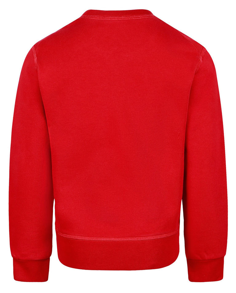 Czerwona bluza 4-16 lat