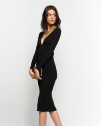 Sukienka prążkowana Quasi
