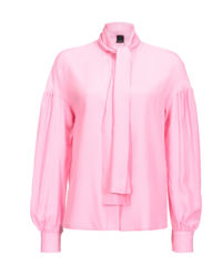 Koszula z wiązaniem Irish Pink