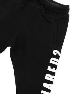 Czarne spodnie dresowe 4-16 lat