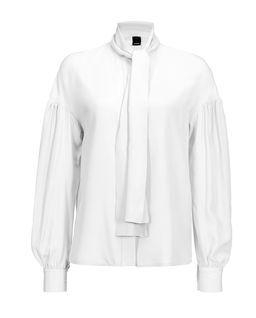 Koszula z wiązaniem Irish White