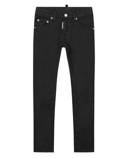 Czarne spodnie 6-16 lat