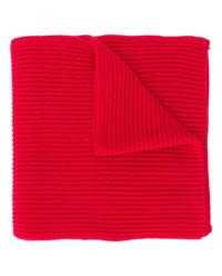 Czerwony szalik ICON