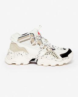 Bílé sneakersy Inka