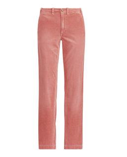Spodnie ze sztruksu