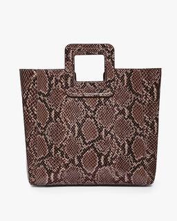 Skórzana torebka Shirley