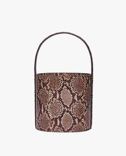 Kožená kabelka Bissett