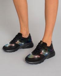 Sneakersy z cekinami Active One