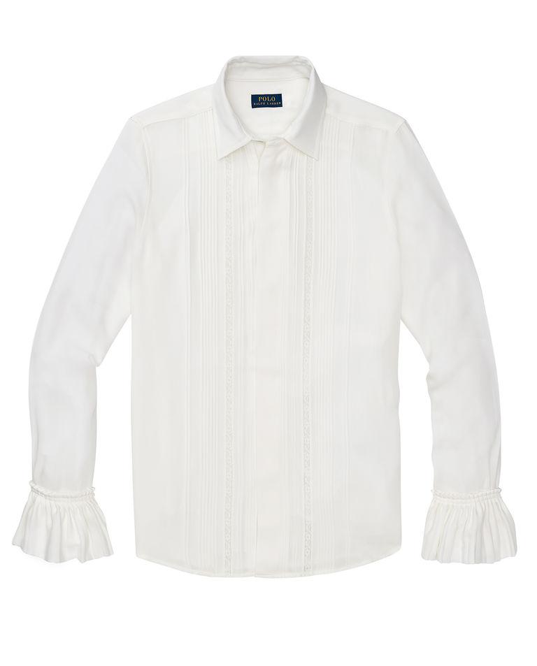 Koszula z jedwabiu