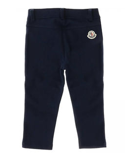 Granatowe spodnie 0-2 lata