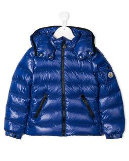 Niebieska kurtka puchowa 4-14 lat