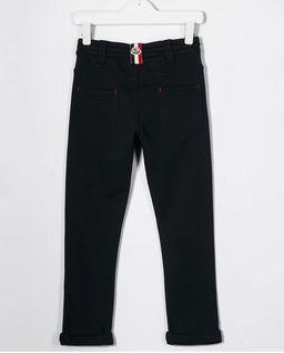 Granatowe spodnie 4-10 lat