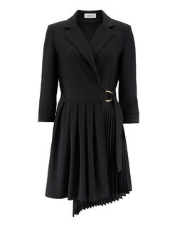Černé šaty Enrica
