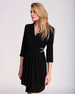 Czarna sukienka Enrica