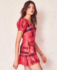 Sukienka z jedwabiu Bea