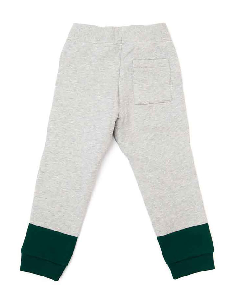 Szare spodnie dresowe 3-14 lat